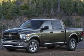 dodge trucks used 2009 2012 dodge ram 1500 used truck review autotrader