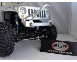 jeep stinger bumper scx10 g6 front stinger bumper w tube gussets by bgr fabrications