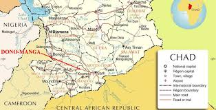 Occ Map A Quick Fact Sheet About Chad In Central Africa Hope Springs