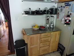 black kitchen island with stainless steel top impressive stainless steel top kitchen islands from unfinished