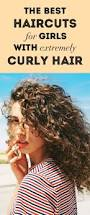 the best haircut for curly hair the best haircuts for girls with extremely curly hair haircuts