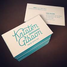 business cards atmosphere printing company
