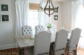 summer living dining room