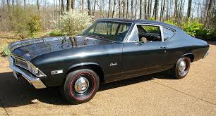 muscle cars you should know u002768 chevrolet chevelle 300 327 l79