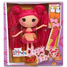 lalaloopsy loopy hair lalaloopsy moxie girlz lalaloopsy tippy tumblelina loopy hair