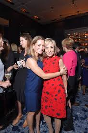 nbc newsers turn out for katy tur u0027s book party tvnewser