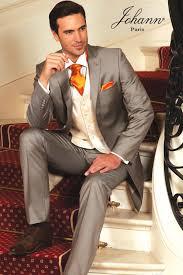 lavalli re mariage johann lavallière cravate nœud papillon pochette orange