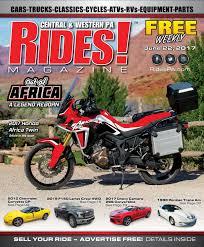 rides magazine june 22 2017 by stott media issuu