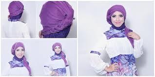 tutorial turban sederhana hijab tutorial turban kepang sederhana cantik dan gang