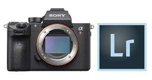sony si e social lightroom cc 7 1 update adds sony a7r iii support