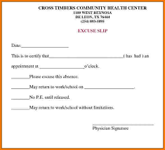 example doctors note 4 free printable doctors note for work receipt templates