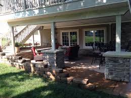 How To Decorate Decks And Patios Inspirational Under Deck Patio Ideas 79 For Your Apartment Patio