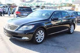 2007 lexus ls 460 luxury package lexus ls 460 for sale in south carolina carsforsale com