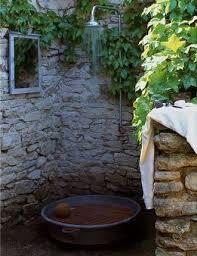 Outdoor Shower Mirror - 79 best outdoor showers images on pinterest outdoor showers
