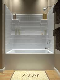 Bathroom Shower Ideas Pictures by Best 25 One Piece Tub Shower Ideas On Pinterest One Piece