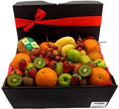 fruit gift boxes premium fruit gift box perth metro only relish gourmet