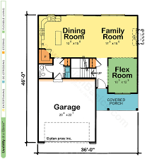 Two Story Floor Plans by Two Story House U0026 Home Floor Plans Design Basics