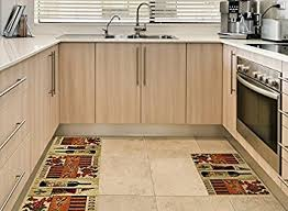 Rug Runners For Kitchen by Amazon Com Anti Bacterial Rubber Back Home And Kitchen Rugs Non