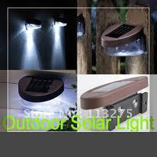 Solar Power Led Outdoor Lights Corona Solar Powered Outdoor Lighting System Green Design