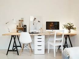 Ikea Home Office Desk Best 25 Ikea Home Office Ideas On Pinterest Regarding Modern