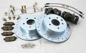 nissan 350z brembo brakes nissan 350z infinity g35 rear dual caliper brake upgrade kit with
