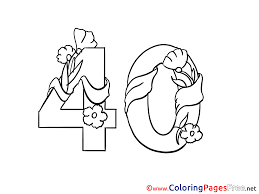 coloring pages end of year