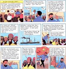 my childhood is ruined captain haddock from tintin was an