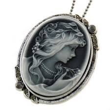cameo antique necklace images Vintage cameo necklace most wanted accessories jpg