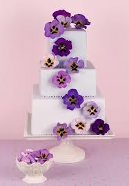 best 25 violet square wedding cakes ideas on pinterest violet