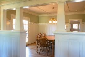 full circa inc interiors full circa inc construction and installation of new dining room pedestals columns bookcases and wainscotting