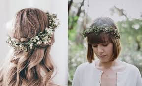 wedding hair flowers wedding hair flowers 5 ways to style it up lime tree bower