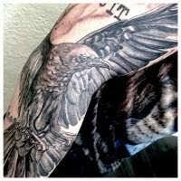 olio heidi of pretty in ink tattoo roseville ca tattoo artist