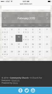 Office Desk Top View Png Responsive Calendar