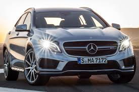 2015 mercedes benz gla class information and photos zombiedrive