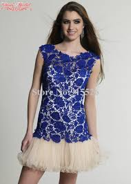 popular vintage lace prom dresses scoop buy cheap vintage lace