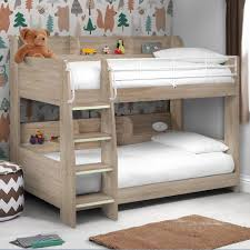 Bunk Bed Options Domino Wood Storage Bunk Bed 3ft Single With 4 Mattress And 4