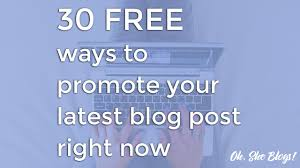 Blog Aggregators by 30 Ways To Promote Your Blog Post For Free Oh She Blogs