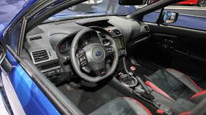 2018 subaru wrx engine 2018 subaru wrx and sti pack improved tech into fresh faced package