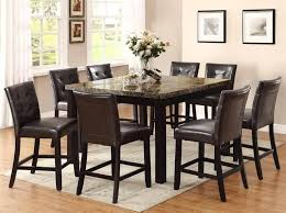 Inexpensive Dining Room Sets Dining Room Cheap Dining Room Sets For 8 With Leather Chairs