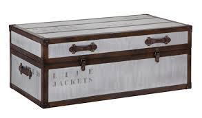 Trunk Style Coffee Table Metal Trunk Style Coffee Table Best Gallery Of Tables Furniture