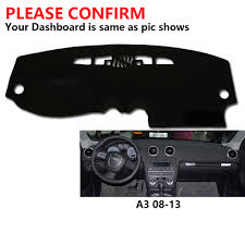 audi a3 dashboard fit for audi a3 2008 2009 2010 2011 2012 2013 dashboard cover