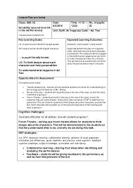 9as forum theatre 9 5 2016 lesson plan