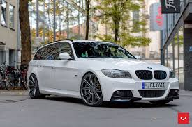 matte white bmw stylish thing white bmw 3 series on black matte vossen cv series