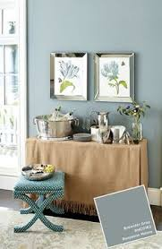 Light French Gray One Of The Best Bluegray Paint Colors - Paint colors for living rooms