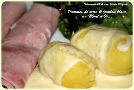 recette de cuisine rapide pour le soir pommes de terre au mont d or micro ondes les recettes de