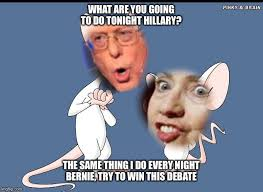 Pinky And The Brain Meme - political pinky the brain imgflip