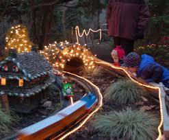 morris arboretum u0027s holiday garden railway runs nov 23 through dec
