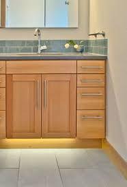 vertical grain fir kitchen cabinets krot remick residence flat panel vertical grain fir kitchen