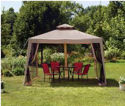 get a hampton patio gazebo for 98 shipped from walmart