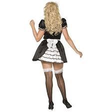 d馮uisement femme de chambre costume femme de chambre charme française noir et blanc